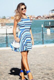 Look do dia: Vestido Estampado Journey