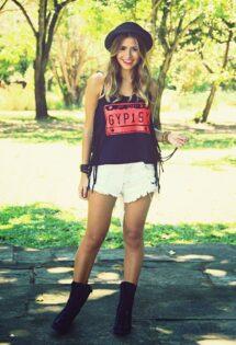 Look com Franjas | Novidade Journey