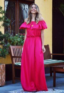 Pink Mood | Vestido longo Pink