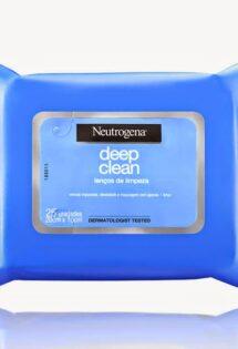 Resenha: Lenço Demaquilante Neutrogena