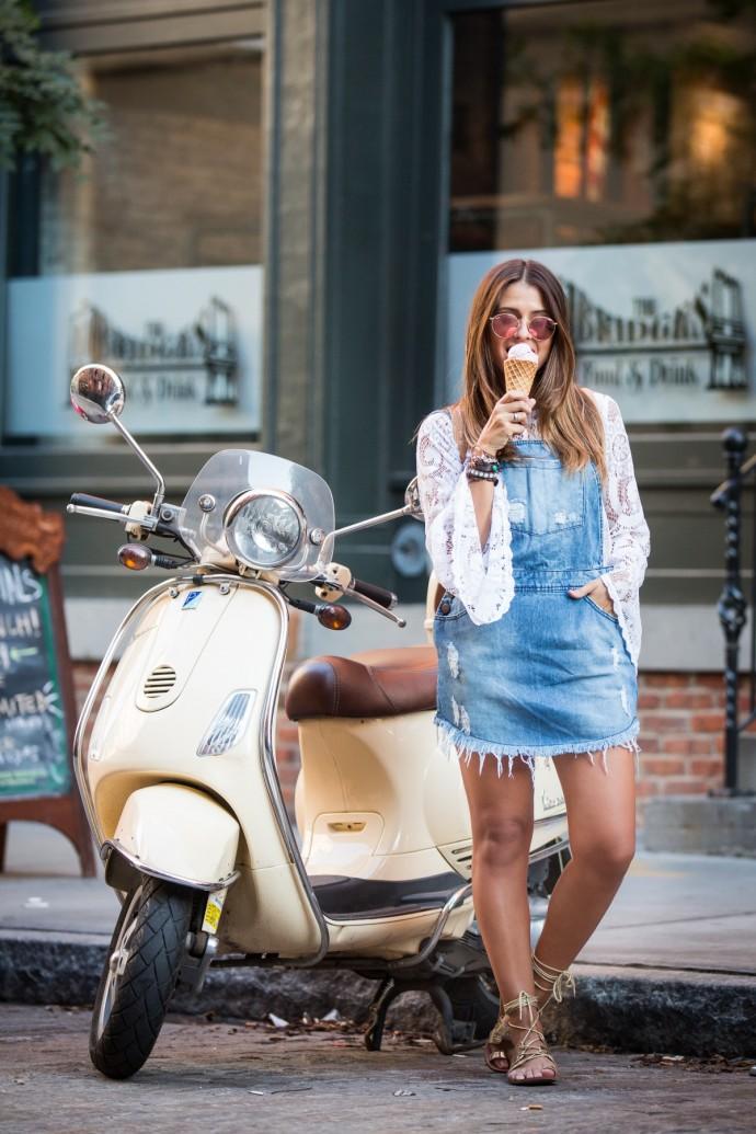 Renda + Jeans