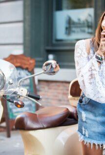 Renda e Jeans: Passeio no Brooklyn