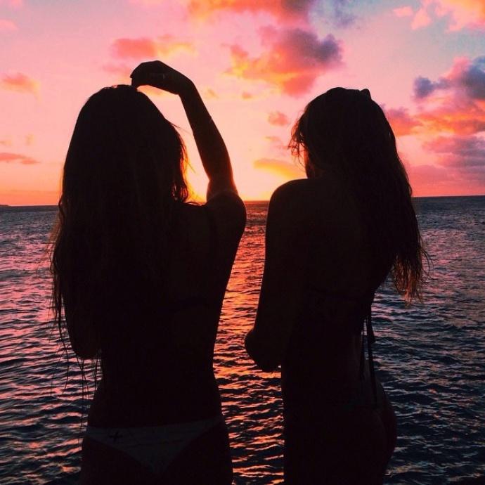 fotos para fazer com amiga
