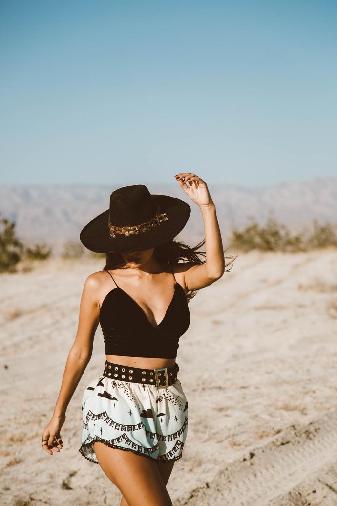 Looks para o Coachella