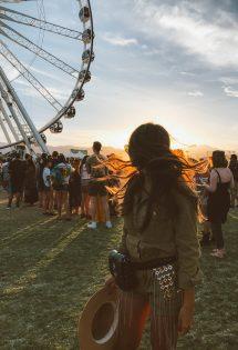 Vlog Coachella 2017: Looks gringos