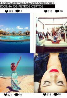 Bombe suas fotos no instagram!